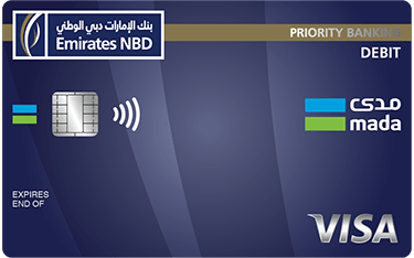 Priority Banking Debit Card