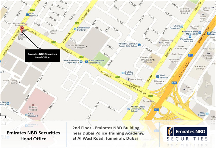 Emirates nbd securities customer care en sec map view trading office customer care center dubai branch gumiabroncs Image collections
