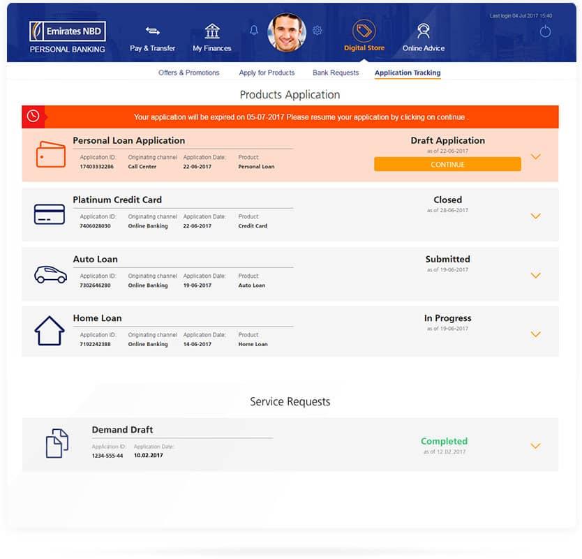 Emirates Nbd Online Banking Dubai Amp Uae