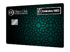 Diners Club Credit Card-