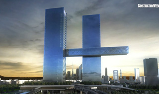 Ithra Dubai's One Za'abel project and update on 'The Link'