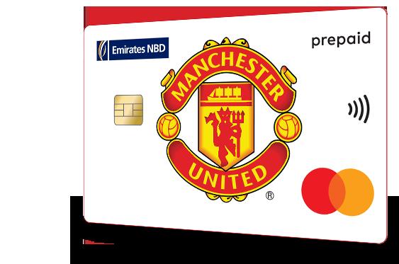 بطاقة مانشستر يونايتد المسبقة الدفع