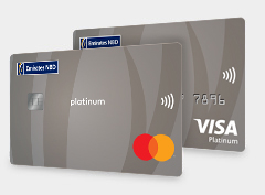 بطاقة الائتمان البلاتنيوم