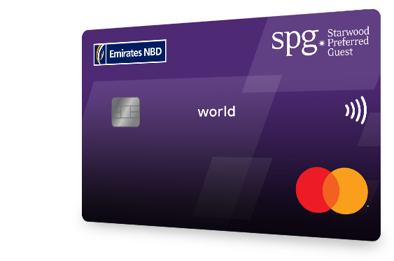 Starwood Preferred Guest World MasterCard