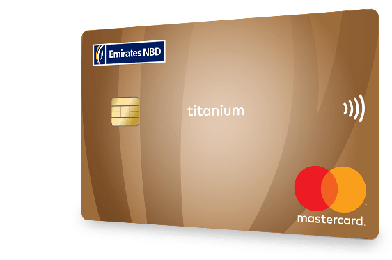 Apply for Titanium Credit Card