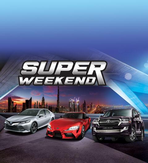Toyota Al Futtaim Event