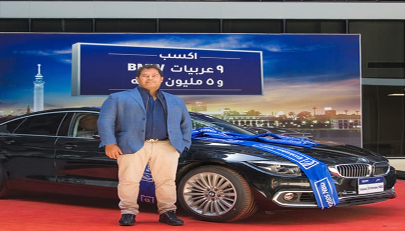 Emirates NBD Egypt announces the sixth winner for August, 2019 Mega Liabilities Campaign's monthly draw