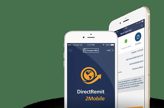 DirectRemit - Online Money Transfer | Emirates NBD