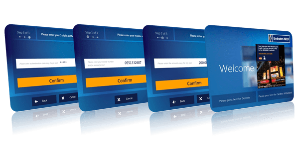 Withdraw Cash Without Using Your Card