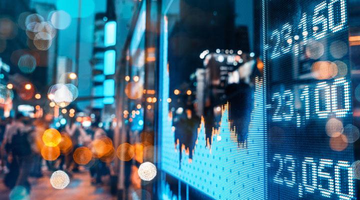 Eventful week, flat markets