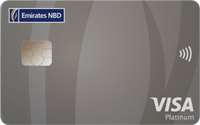 Visa Platinum Credit Card UAE | Emirates NBD