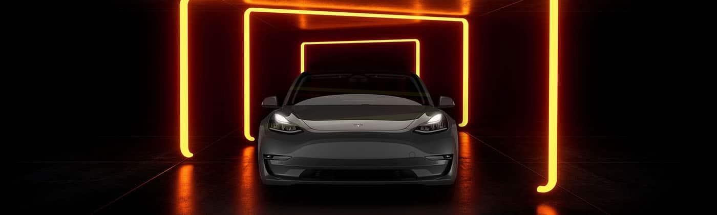 Tesla Model-3 Exclusive Event