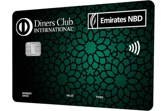 Diners Club Credit Card Emirates Nbd