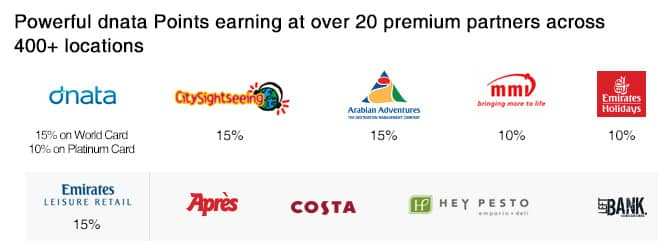 dnata Platinum Credit Card – Lifestyle Privileges & Perks | Emirates NBD