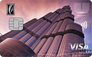 U By Emaar infinite Credit Cards