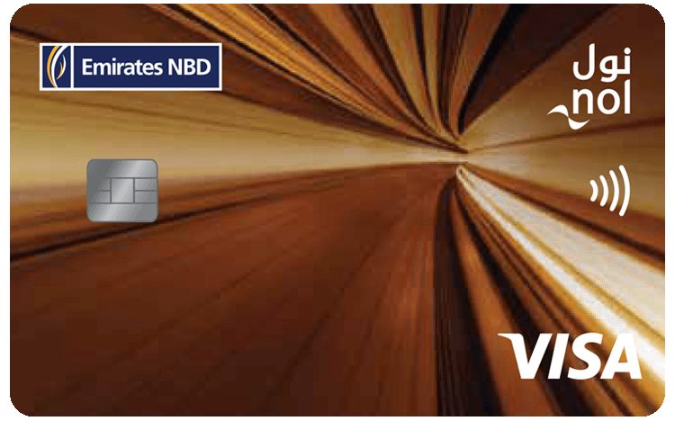 Go4it Gold Credit Card | Emirates NBD