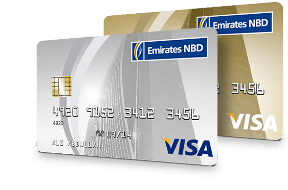 Gold silver credit cards in uae emirates nbd gold silver credit cards reheart Image collections
