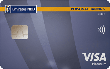 Beyond Visa Platinum Debit Card