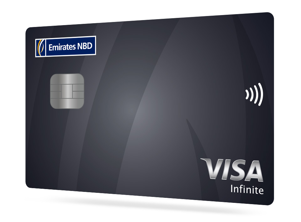 Infinite Credit Card