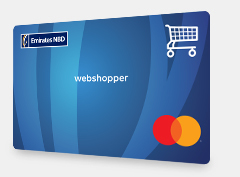 WebShopper Credit Card