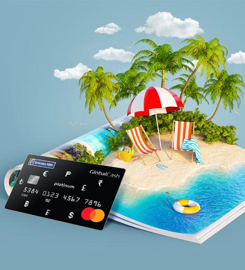 Global Cash Card, Travel Card | Emirates NBD