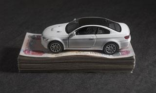 قرض السيارة النقدي