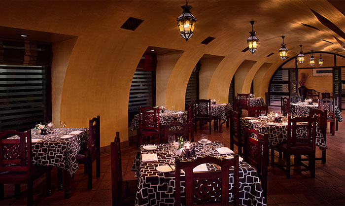 Le Dune Pizzeria - Bab Al Shams desert Resort & Spa