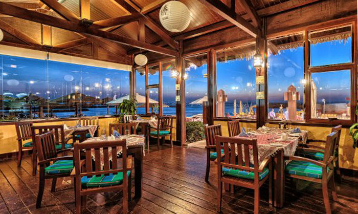 Casa Samak Seafood Restaurant - Coral Beach Resort Sharjah