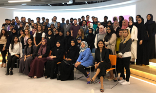 Liv. hosts inaugural #Liv4Innovation event for millennials  during UAE Innovation Month ||Emirates NBD News