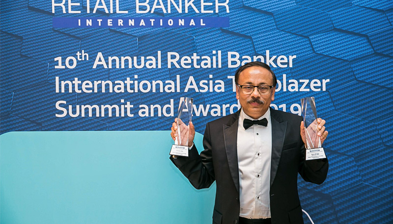 Emirates NBD adjudged Asian Trailblazer of the Year by Retail Banker International