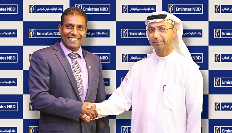 Emirates NBD signs with Amwal Brokerage for General Clearing Member services ||Emirates NBD News