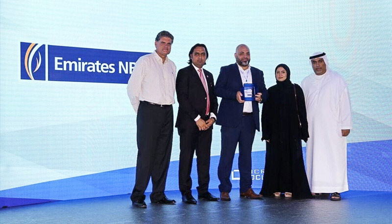 Emirates NBD's automation efforts recognised by world's largest enterprise software company ||Emirates NBD News