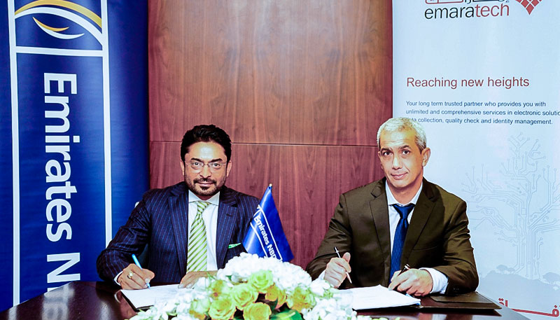Emirates NBD partners with noqodi to facilitate electronic payments for businesses