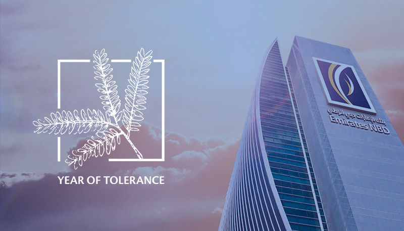 Emirates NBD rolls out 2019 CSR objectives aligned  to 'Year of Tolerance'
