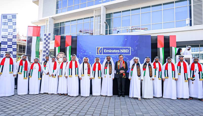 Emirates NBD celebrates 48th UAE National Day