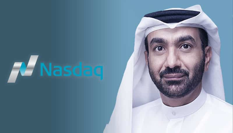 Emirates Islamic Chairman rings market-opening bell to celebrate listing of USD 500 million Sukuk on Nasdaq Dubai