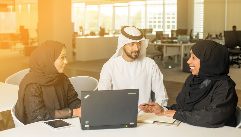 Emirates NBD highlights commitment to Emiratisation at Careers UAE