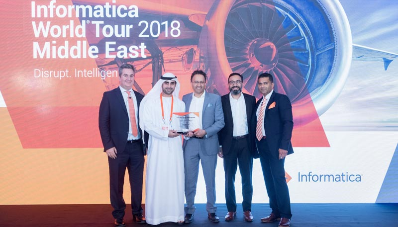 Emirates NBD recognised by world's enterprise data leader for delivering 'big data' regional first ||Emirates NBD News